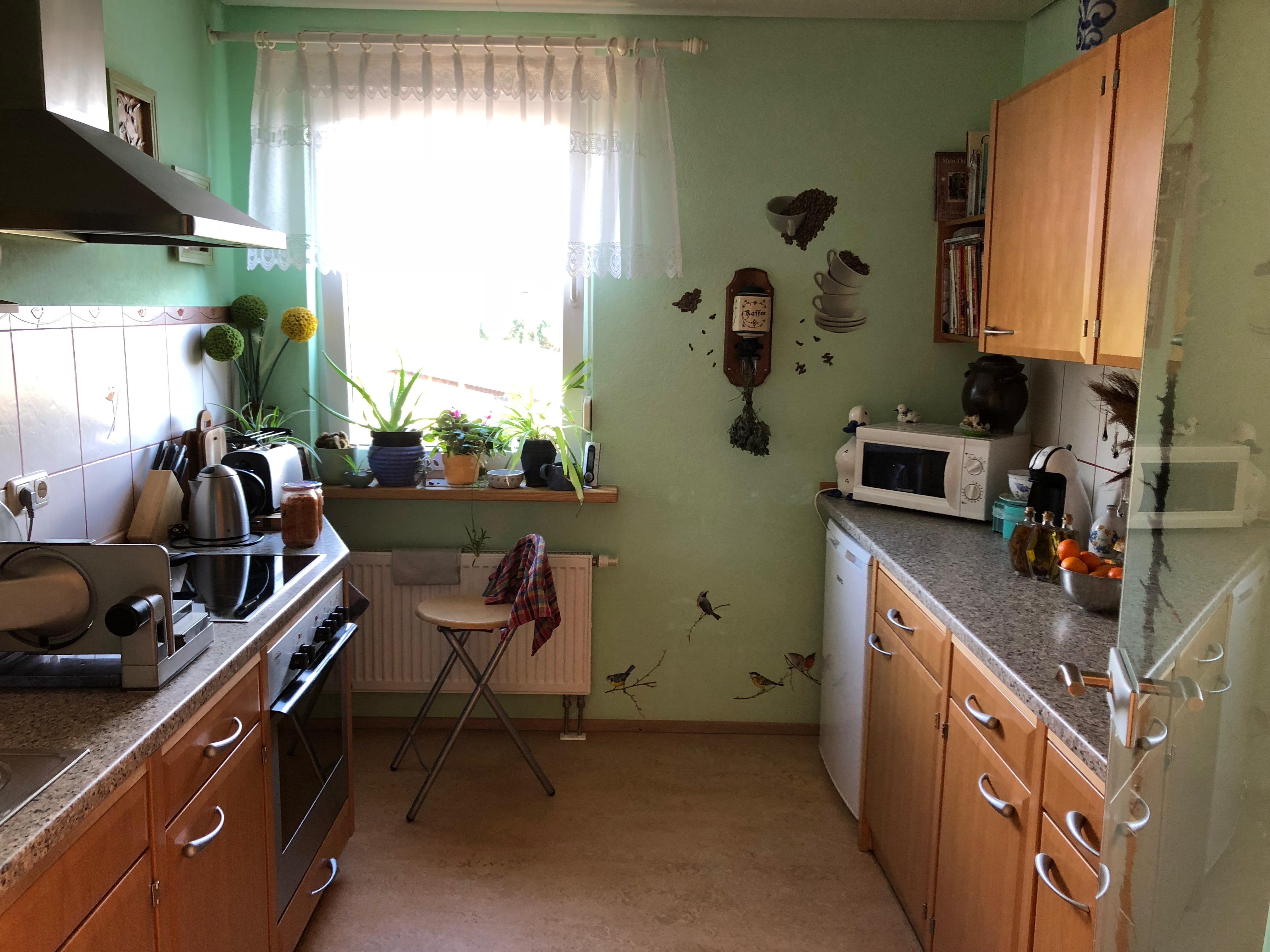 Einliegerwhg. Küche