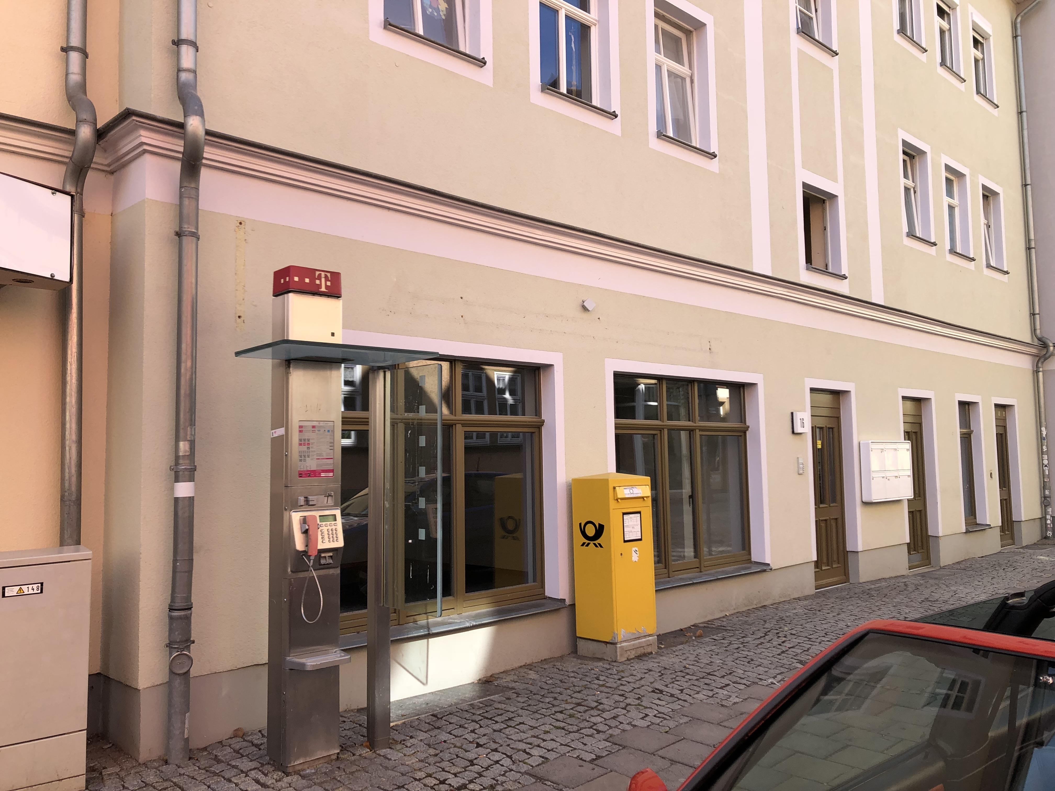 Ladenlokal ehemalige PostPostbank
