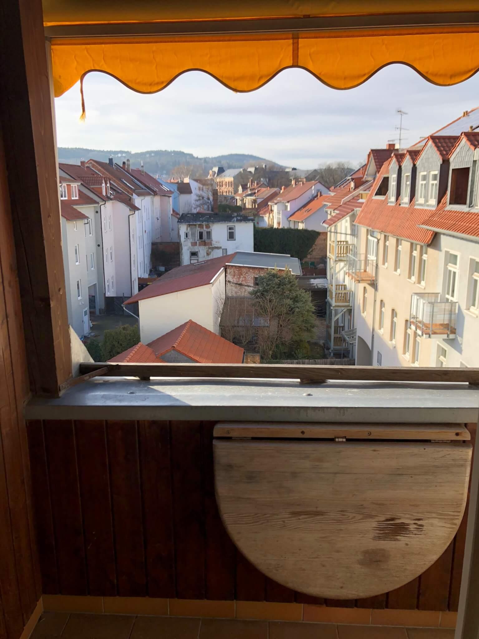 WE 1 Balkon