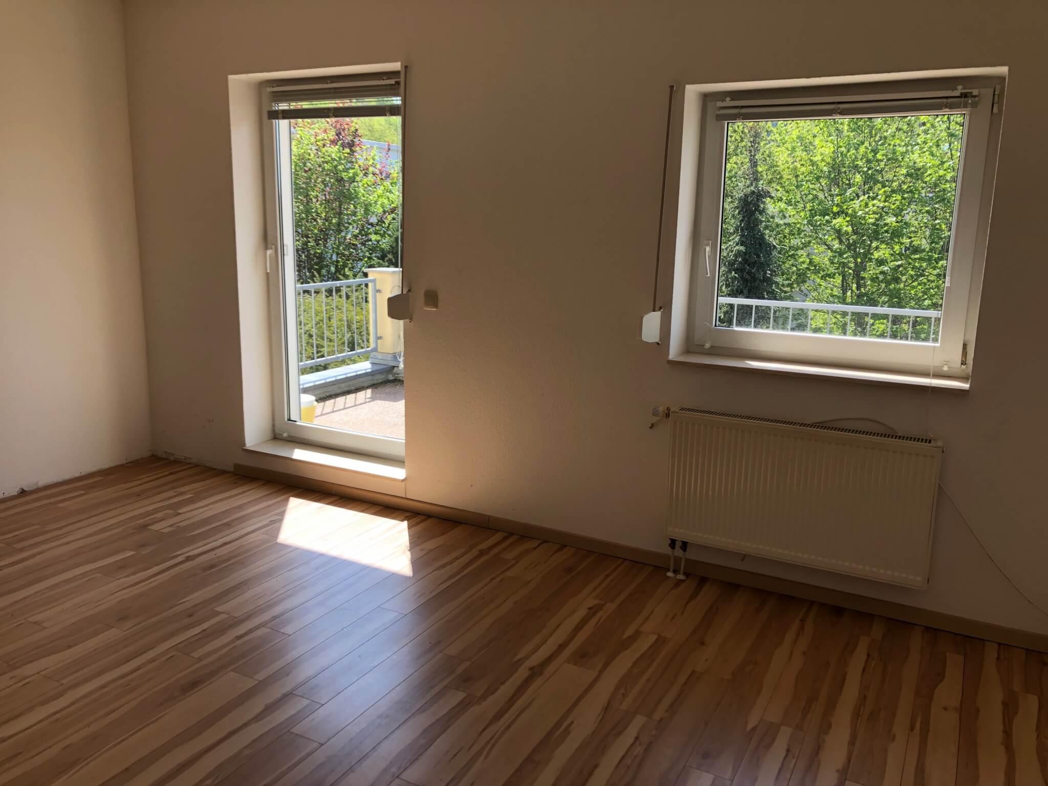 Zimmer 3 mit Balkon OG